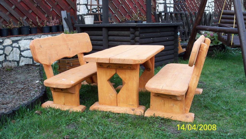 Drewex Wyroby Drewniane Altany ławki Huśtawki